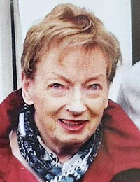 The death has occurred on Friday, April 16, 2021, of Mary O'Donnell (née O'Brien) at Owning House Retirement Village, Owning, Co. Kilkenny; formerly of Market Hill, Fethard, and Callan, Co. Kilkenny.